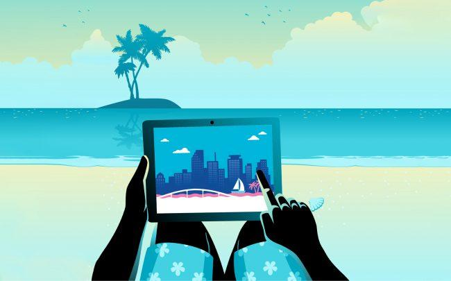 More tech firms eye Miami as Covid carries on