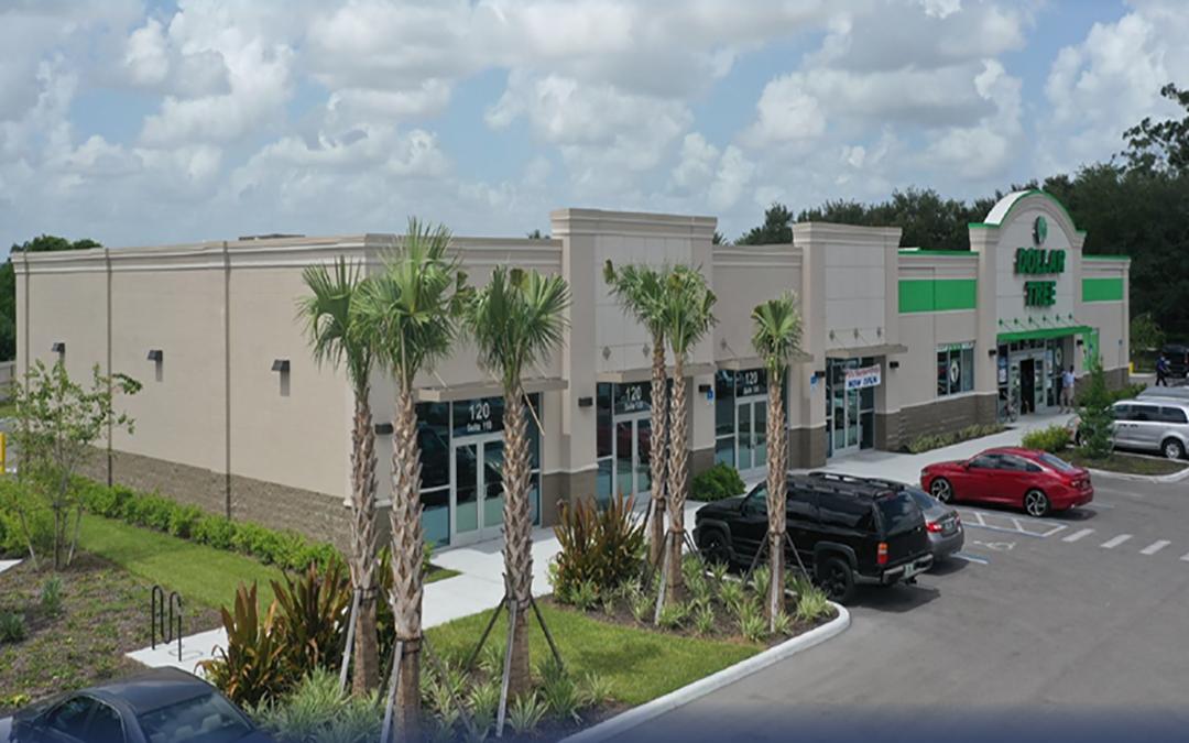 Multi-Tenant Shopping Plaza  LEHIGH ACRES, FL